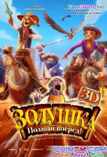 Lọ Lem Viễn Tây - Cinderella 3D Tập 1080p Full HD