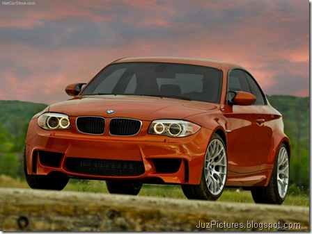BMW 1-Series M Coupe US Version3