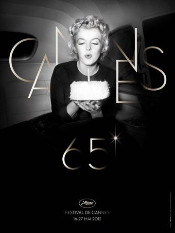 cartel festival de cannes 2012