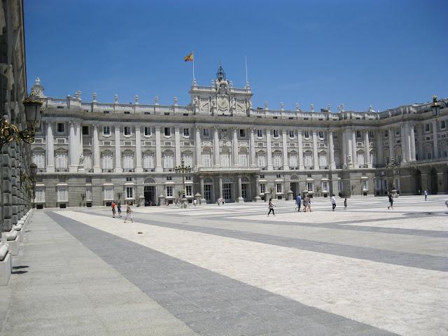 More palace