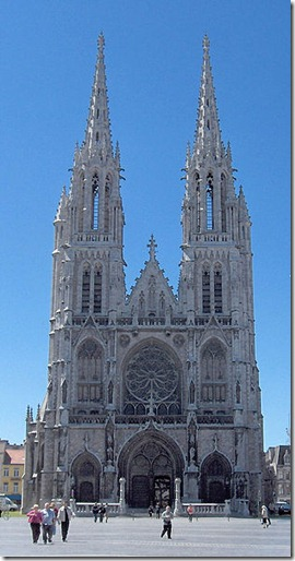 st peter and st paul church belgium