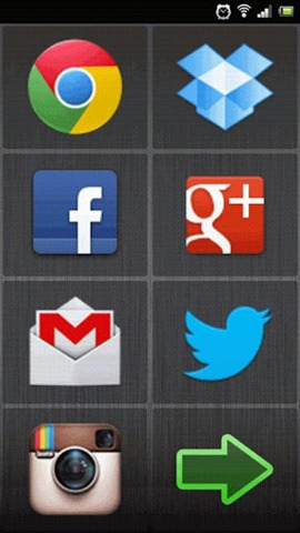 Big Launcher Android 4
