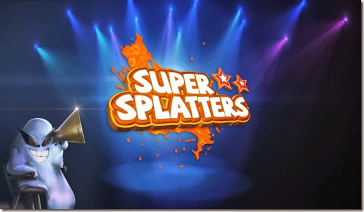 Super Splatters Cover