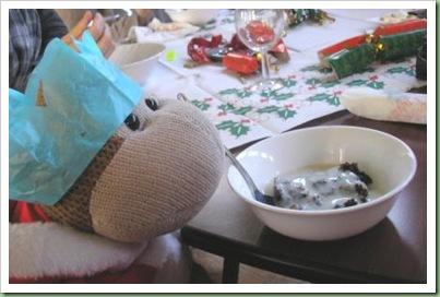 Heston Blumenthal Christmas Pudding