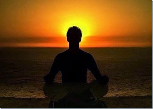 Meditação  bela