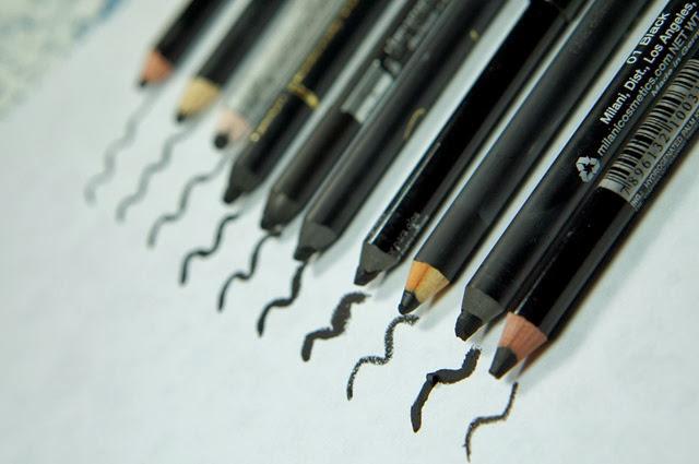 lápis mais preto