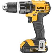 DEWALT DCD785C2 20V Li-Ion Hammer Drill