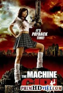 Nữ Sinh Báo Thù - The Machine Girl Tập 1080p Full HD