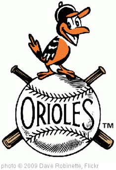 'Baltimore Orioles official logo, 1954' photo (c) 2009, Dave Robinette - license: http://creativecommons.org/licenses/by/2.0/
