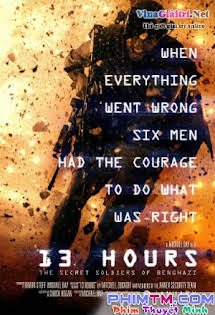 13 Giờ: Lính Ngầm Benghazi - 13 Hours: The Secret Soldiers of Benghazi