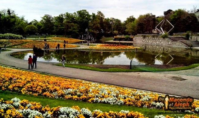 Parque Floral de Paris Bosque de Vincennes 2
