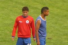 Juan Sebastian Villota en la Sub 20 Tricolor