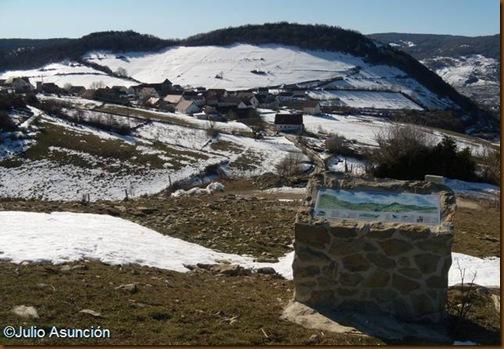 Mirador de Hiriberri - Villanuea de Aézkoa