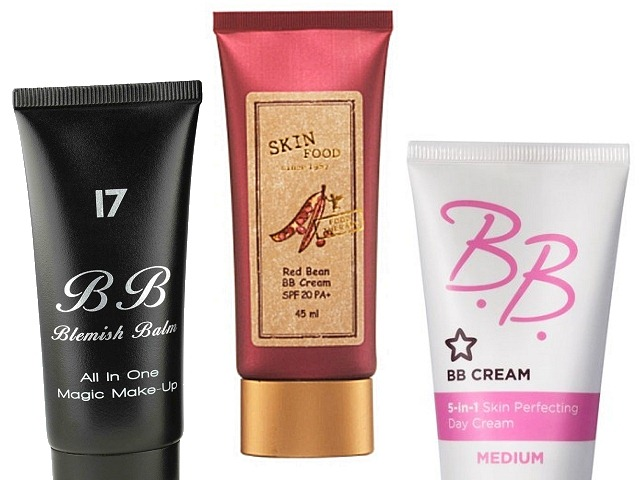 bb cream moments