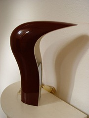 Lamperti - Casati and Ponzio Studio D.A. - Pelota table lamp, brown