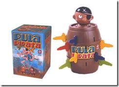 Brinquedo Estrela Pula Pirata