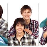 Анатолий, Александра, Дмитрий