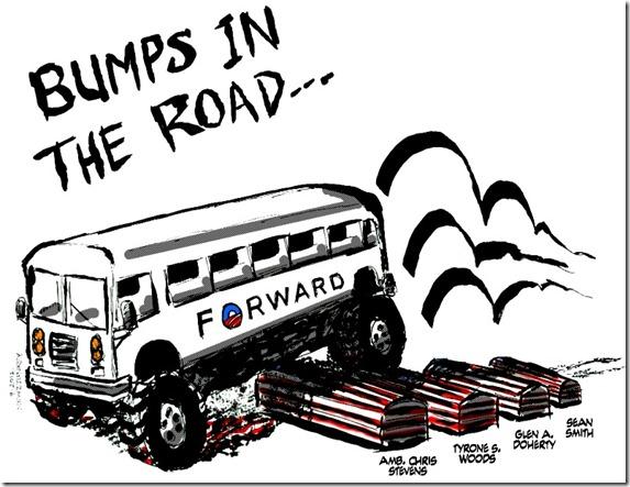Benghazi Heroes BHO Bumps-Road