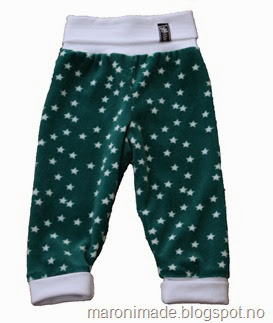 bukse med stjerner - ikke publisert
