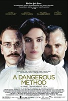 A Dangerous Method Poster 2
