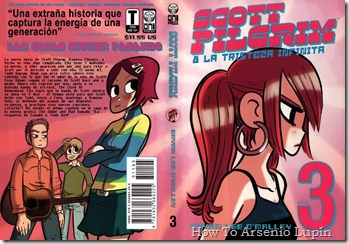P00003 - Scott Pilgrim #3
