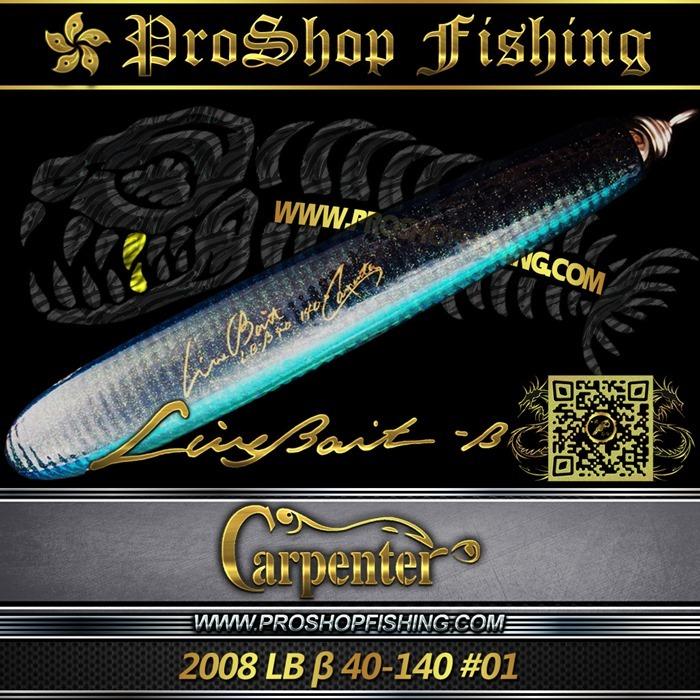 carpenter 2008 LB β 40-140 #01.2
