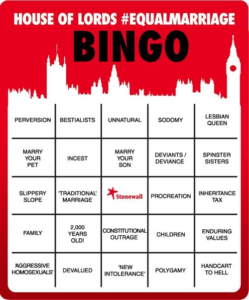 MarriageBingo