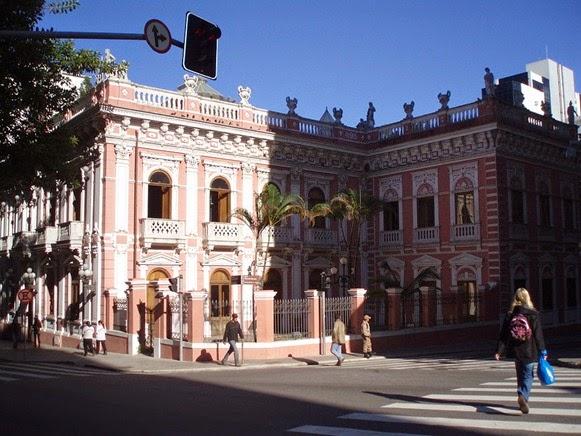 Palacio Cruz e Sousa - Florianopolis