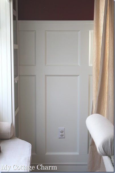 How To Build Raised Paneling