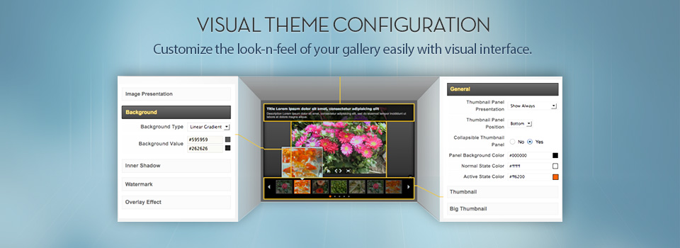 Visual Theme Configuration