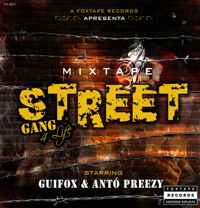 Guifox & Antó Preezy - Street Gang (Frente)
