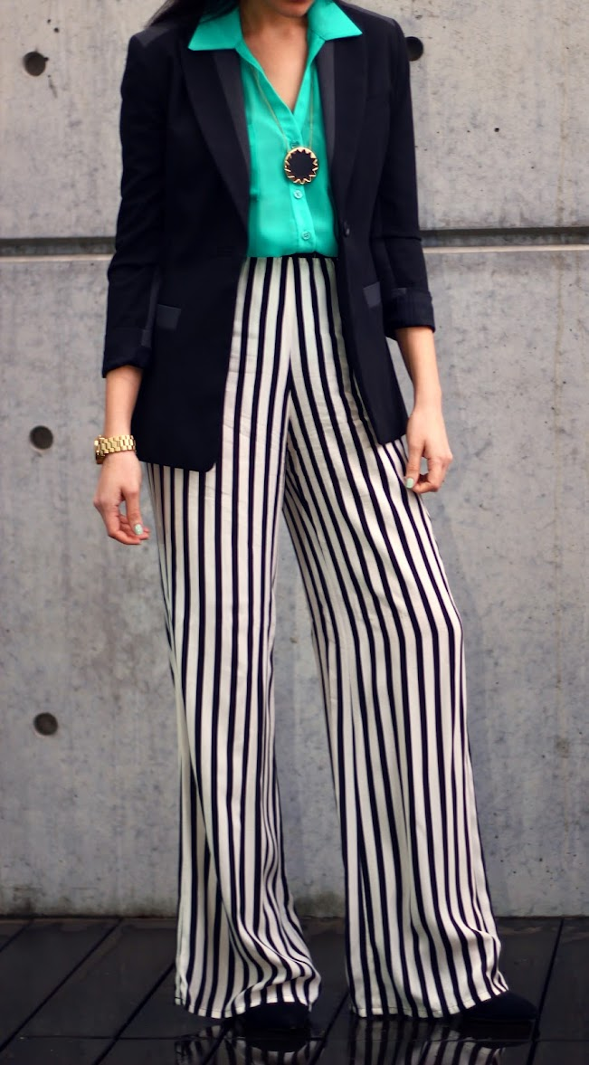 Palazzo Pants