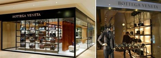 Bottega Veneta inaugurou loja em dezembro de 2011 no Shopping Iguatemi, em São Paulo.