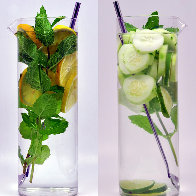 Water Lemon Mint and Mint Cucumber Lime.jpg