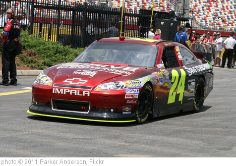 'Jeff Gordon' photo (c) 2011, Parker Anderson - license: http://creativecommons.org/licenses/by-nd/2.0/