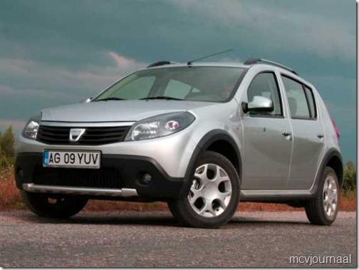 Dacia Sandero Stepway 09