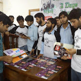 Awareness Desk at Islamia University Bahawalpur