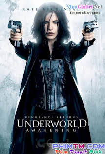 Nữ Chiến Binh Ma Vietsub - Underworld: Awakening Tập 1080p Full HD
