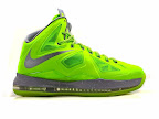 nike lebron 10 gr atomic volt dunkman 8 02 Nike, This is How We Want Our Volts! With Diamond Cut Swoosh.