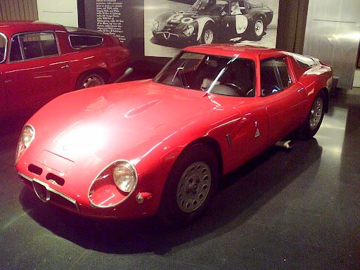 Alfa Romeo Giulia Tz Coupe
