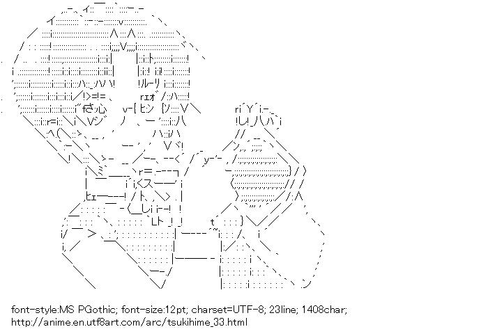Tsukihime,Ciel