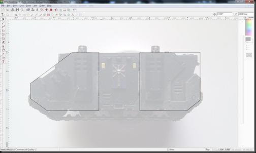 Rhino Armor Base Pattern
