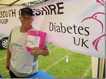 Diabetes UK Garden Party - Ken Sambrook