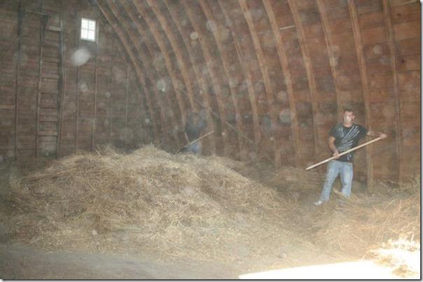 Transformando um celeiro antigo em casa (2)