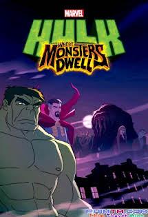 Nơi Quái Vật Cư Ngụ - Hulk: Where Monsters Dwell Tập 1080p Full HD