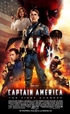 Capitão América - o primeiro vingador – filme estreia hoje (29-07) – Download do filme dublado daqui uns dias