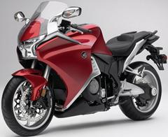 Honda VFR 1200F-Bike