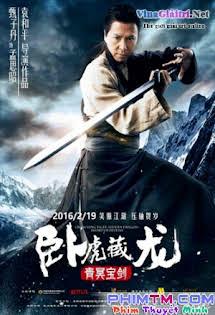 Ngọa Hổ Tàng Long 2: Thanh Minh Bảo Kiếm - Crouching Tiger, Hidden Dragon: Sword of Destiny (2015) Tập 1080p Full HD