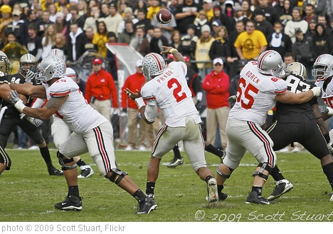 'NCAAF: Oct 17 Ohio State at Purdue' photo (c) 2009, Scott Stuart - license: http://creativecommons.org/licenses/by-sa/2.0/