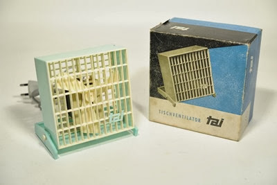 Tai tischventilator table or desk fan with box